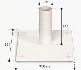 base-pletina-atornillada-al-suelo-serie-9000-9000-max